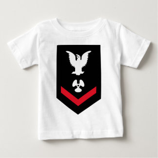 E-4 Petty Officer Third Class - Machinist Mate Baby T-Shirt