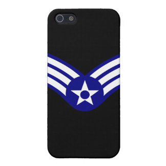 E-4 SrA Senior Airman  USAF iPhone 5 Cover