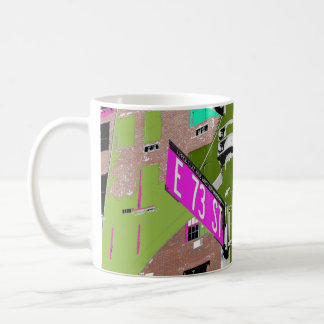 E 73 ST and Park Ave Coffee Mug