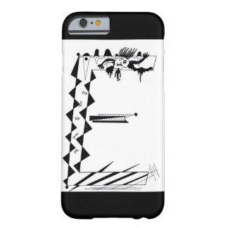 """""""E"""" BARELY THERE iPhone 6 CASE"""