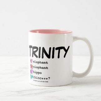 e.e.h.r...? Trinity right-handed Mug