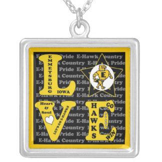 E-Hawk Necklace