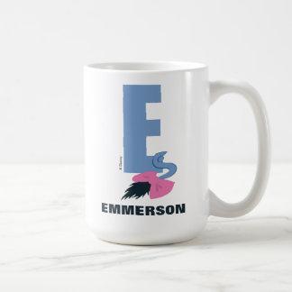 E is for Eeyore | Add Your Name Coffee Mug