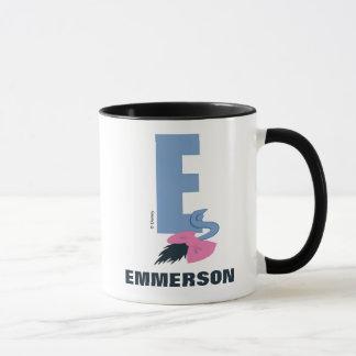 E is for Eeyore | Add Your Name Mug