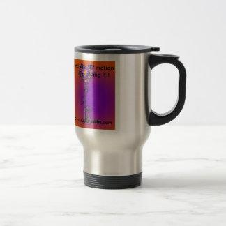E.L.R. Jones Travel Mug w/logo