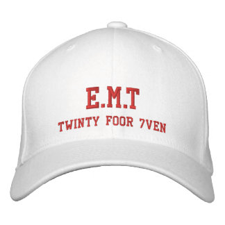 E.M.T/Twinty Foor 7ven Embroidered Hat