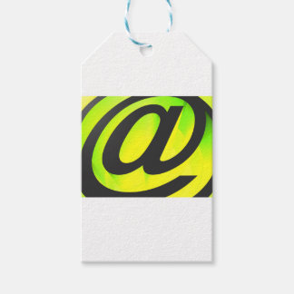 E-mail icon gift tags