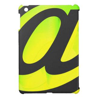 E-mail icon iPad mini cover