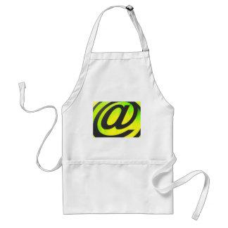 E-mail icon standard apron