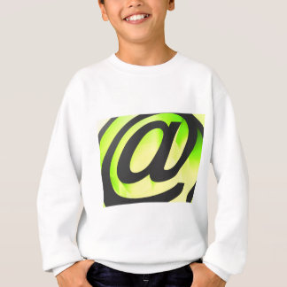 E-mail icon sweatshirt