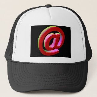 E-mail icon trucker hat