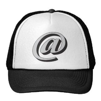 E-mail symbol 3D Trucker Hat