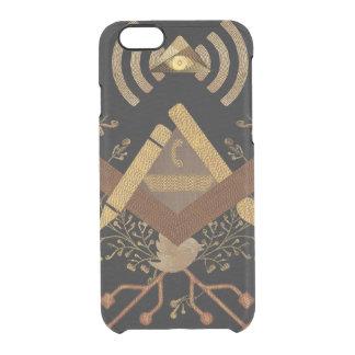 e-Mason 2014 Clear iPhone 6/6S Case