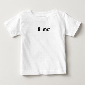 E=mc2 Baby T-Shirt