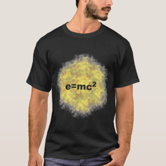e=mc2 formula Einstein T-Shirt