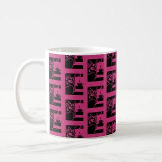 E Monogram Coffee Mug