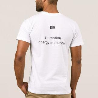 """""""E Motion"""" Tee"""