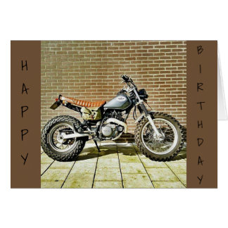 ***E N J O Y THE RIDE*** ON YOUR ***BIRTHDAY*** CARD