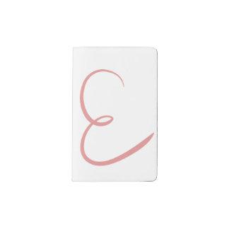 E Pocket Journal - Letters to Keller Series