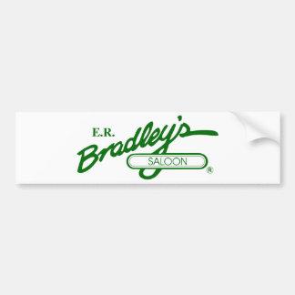 E.R. Bradley's Certified Gear Bumper Sticker