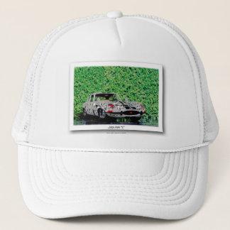 E-TYPE - Digitally Work Jean Louis Glineur Trucker Hat