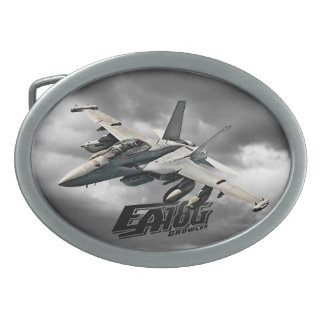 EA-18G Growler Belt Buckle Belt Buckle