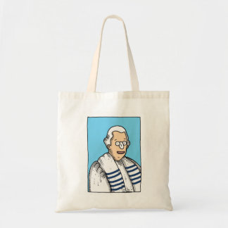 EA Bishop William White Tote - Sam & Co