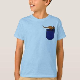 EA- Kangaroo in a Pocket Shirt