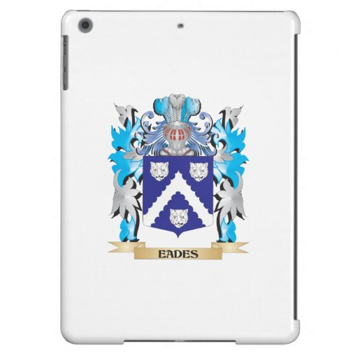 Eades Coat of Arms - Family Crest Case For iPad Air