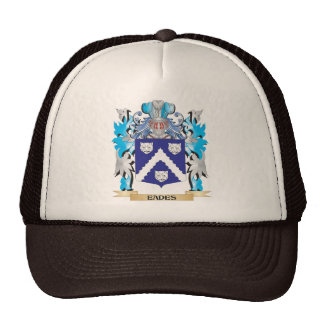 Eades Coat of Arms - Family Crest Mesh Hat