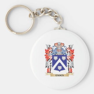 Eades Coat of Arms - Family Crest Keychain