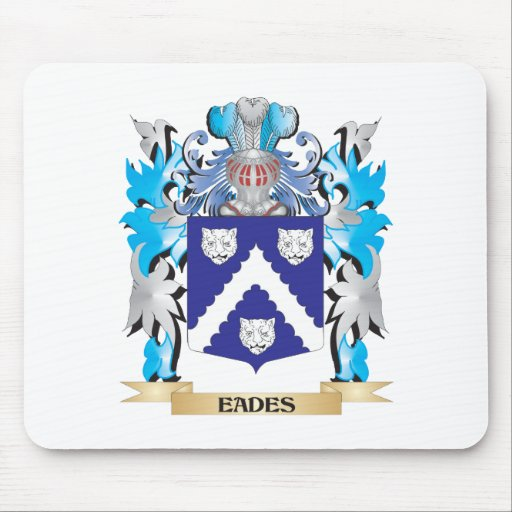 Eades Coat of Arms - Family Crest Mousepads