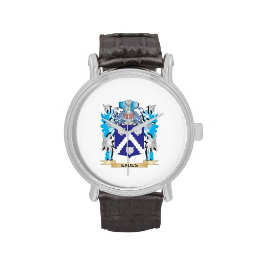 Eades Coat of Arms - Family Crest Wristwatches
