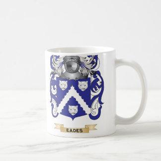 Eades Coat of Arms Coffee Mugs