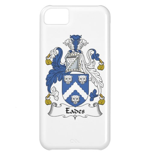 Eades Family Crest Case For iPhone 5C