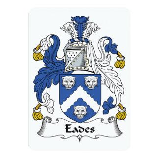 Eades Family Crest Card