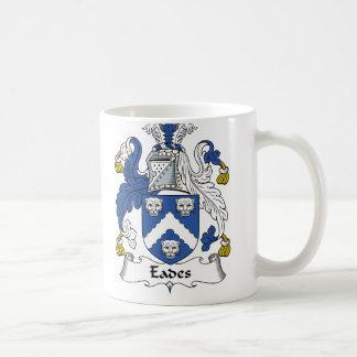 Eades Family Crest Basic White Mug