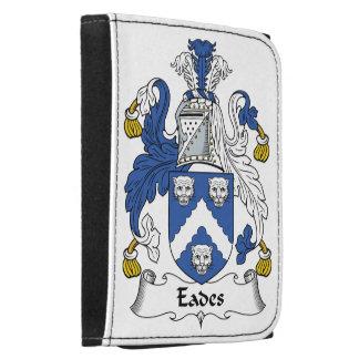 Eades Family Crest Tri-fold Wallet