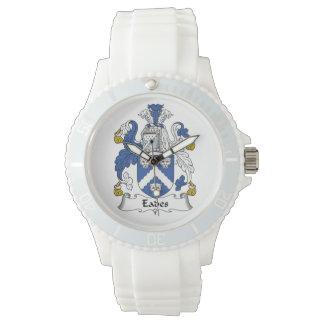 Eades Family Crest Wrist Watches