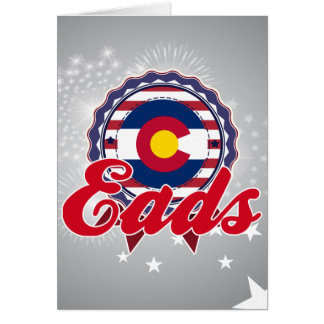 Eads CO Greeting Card