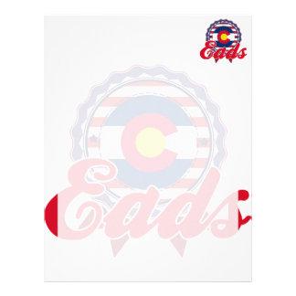 Eads, CO Custom Letterhead