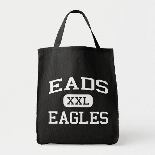 Eads - Eagles - Eads High School - Eads Colorado Canvas Bags