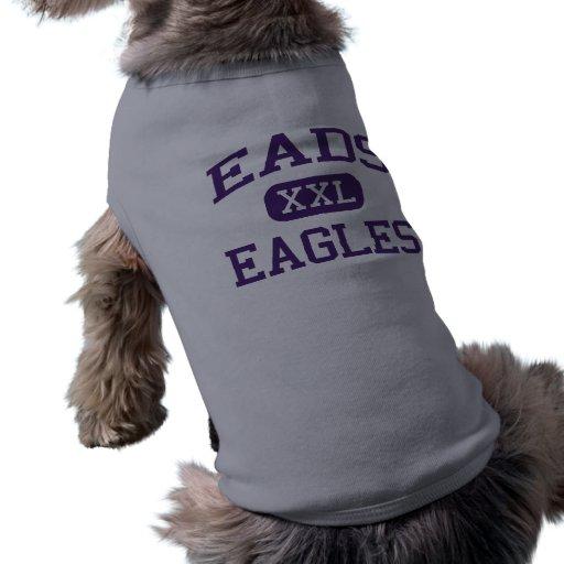 Eads - Eagles - Eads High School - Eads Colorado Doggie Tee Shirt