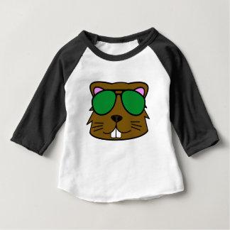 Eager Beaver Baby T-Shirt