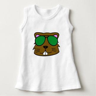 Eager Beaver Dress