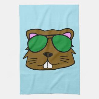 Eager Beaver Kitchen Towel