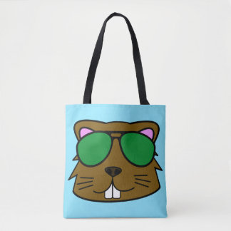 Eager Beaver Tote Bag