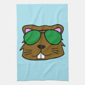 Eager Beaver Towel
