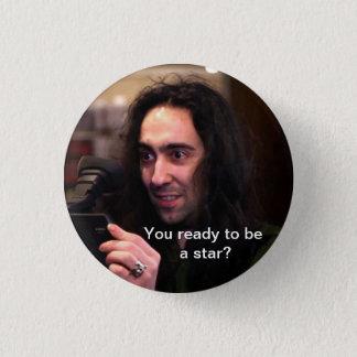 Eager Francis Button