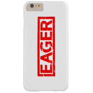 Eager Stamp Barely There iPhone 6 Plus Case